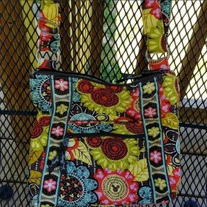 Vera Bradley Disney Crossbody Hipster Bag